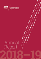 Cover 2018-19 Annual Report