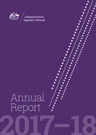 Cover 2017-18 Annual Report